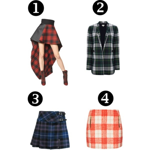 1. Suno Green  2. Fausto Puglisi 3. Amazon clothes 4. Top Shop