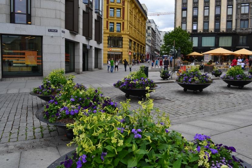 Oslo centre